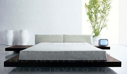 Invito muebles minimalistas interiorismo decoraci n de for Muebles para recamara minimalista