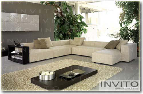 Invito muebles minimalistas interiorismo decoraci n de - Decoracion de interiores muebles ...