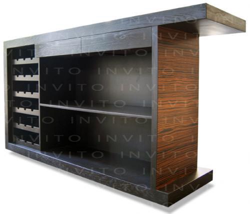 Invito muebles minimalistas muebles a la medida muebles for Muebles barras de bar para casa