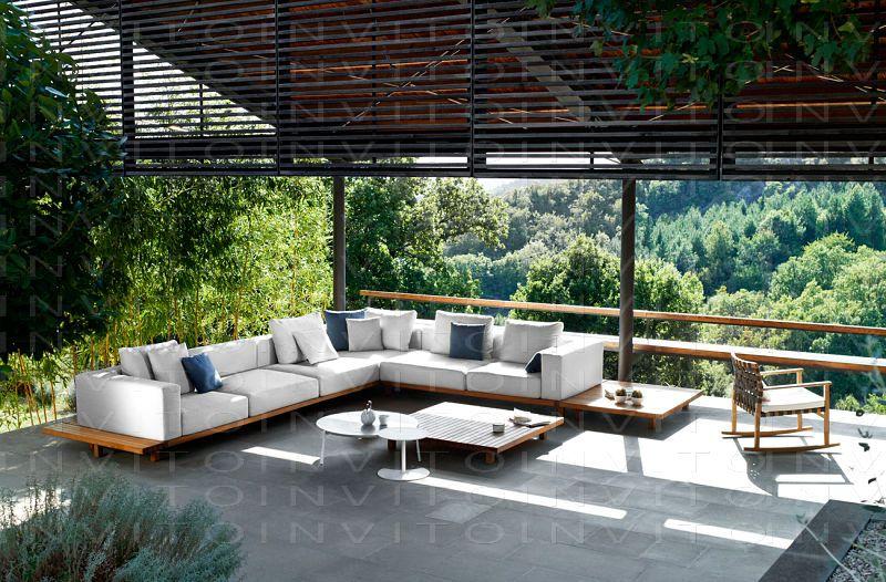 Invito muebles minimalistas interiorismo decoraci n de - Accesorios terraza ...