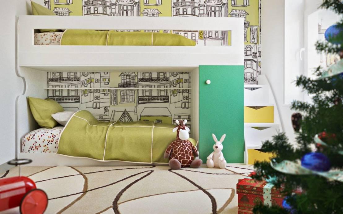Invito muebles minimalistas muebles a la medida muebles for Diseno piezas infantiles