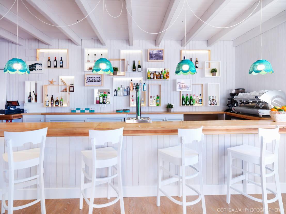 Invito muebles minimalistas muebles a la medida muebles - Como disenar un bar en casa ...