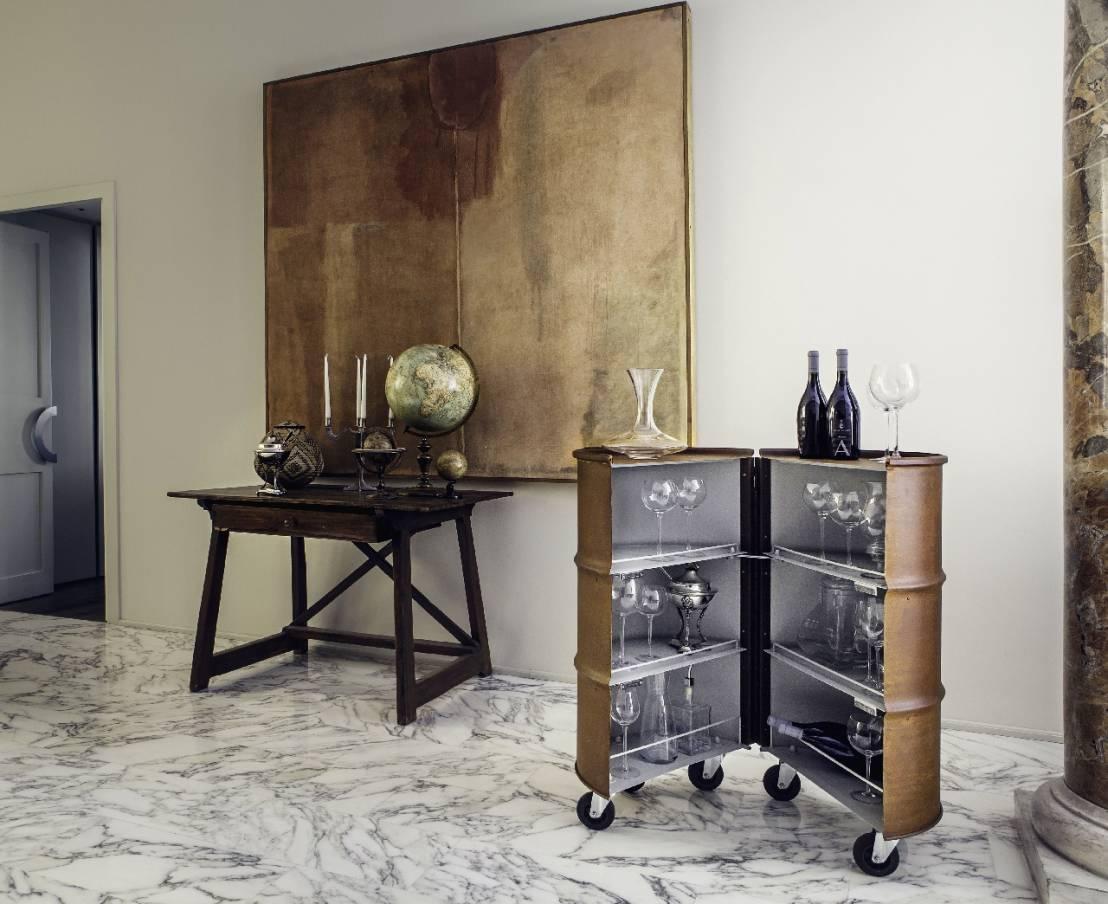 Invito muebles minimalistas interiorismo decoraci n de - Como disenar un bar en casa ...