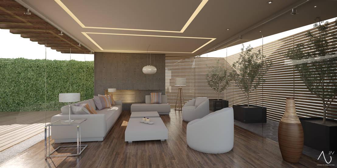 Invito muebles minimalistas muebles a la medida muebles for Sala de estar minimalista