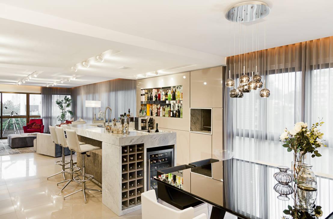 Invito muebles minimalistas muebles a la medida muebles for Barras modernas para living