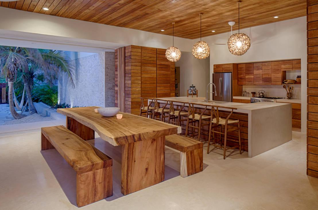 Awesome Mesas Rusticas De Madera Para Comedor Ideas - Casas: Ideas ...