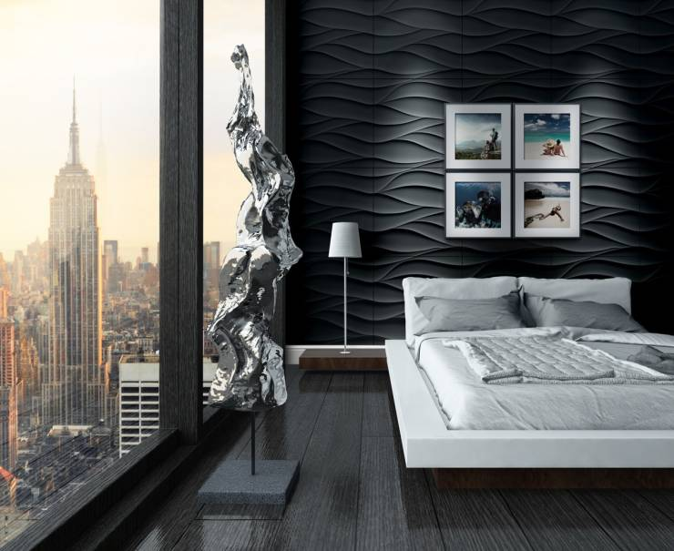 Invito muebles minimalistas interiorismo decoraci n de - Definicion de glamour ...